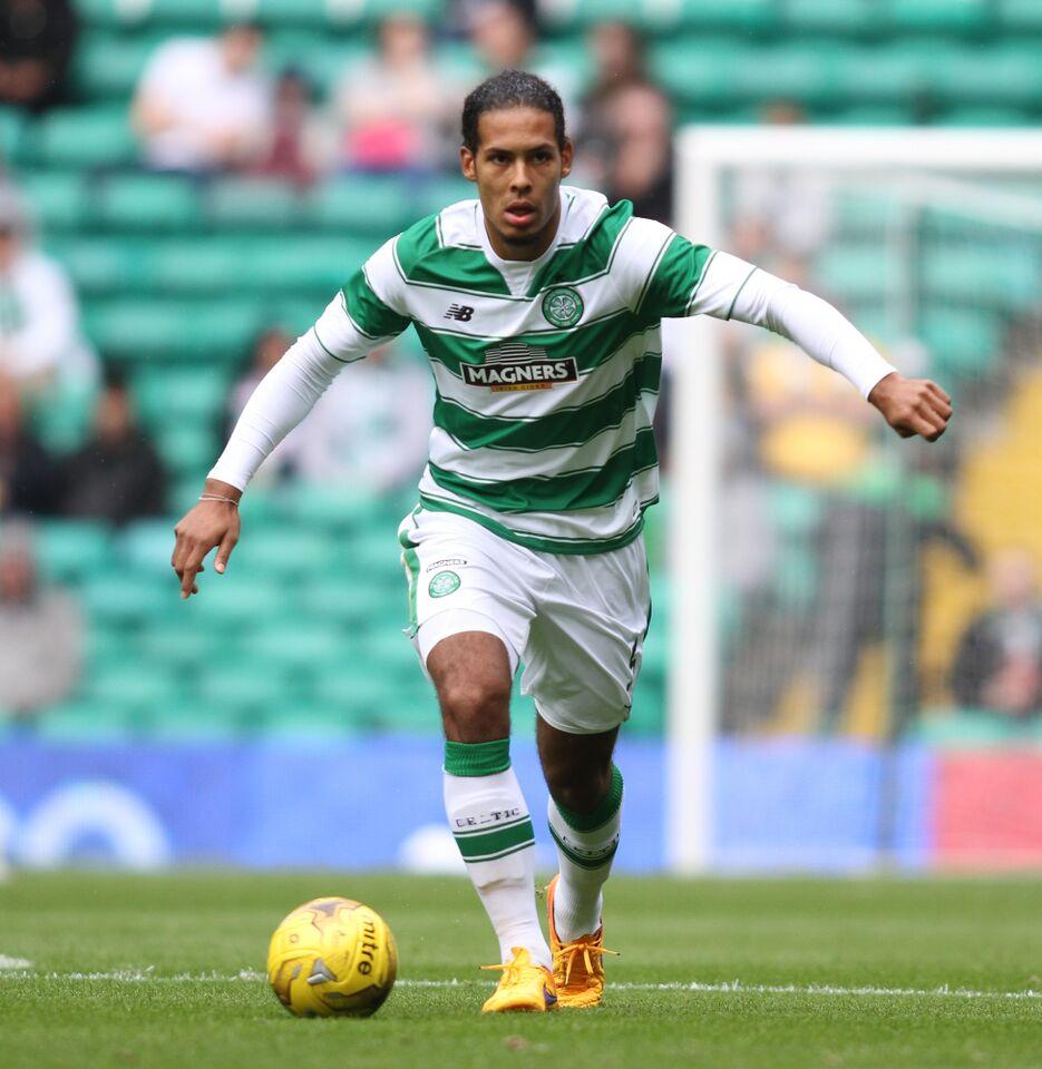 Virgil Van Dijk Not Signing For Southampton Celtic Quick News