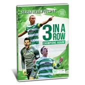 Celtic 3 In A Row DVD