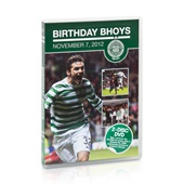 Celtic Birthday Boys DVD