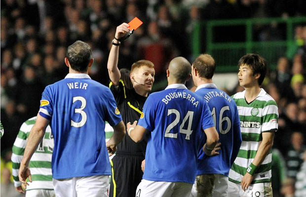 old firm game
