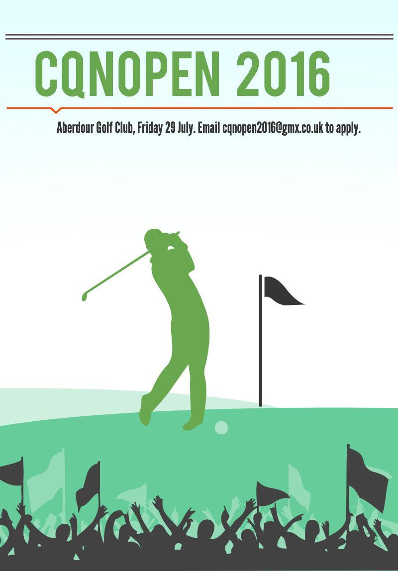 CQN Golf Open 2016