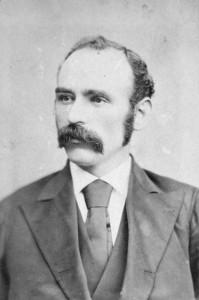 Michael Davitt Circa 1878