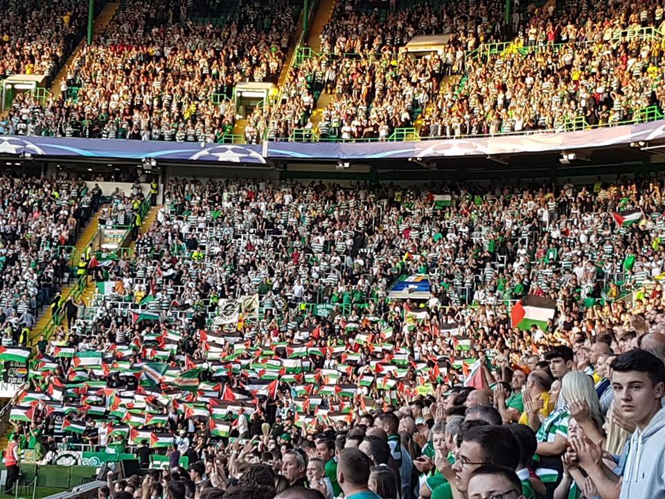 celtic-v-h-beer-sheve-flags