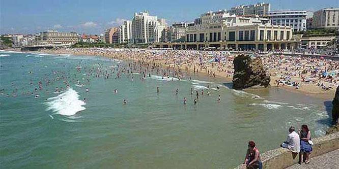 BiarritzBeach
