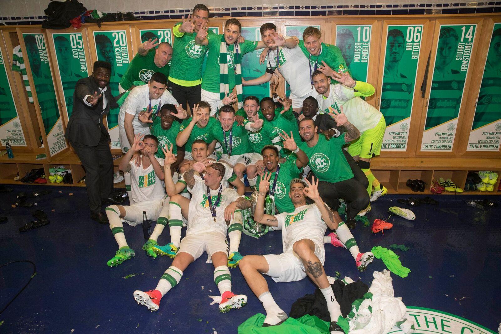 free-pix Celtic v Aberdeen sw20