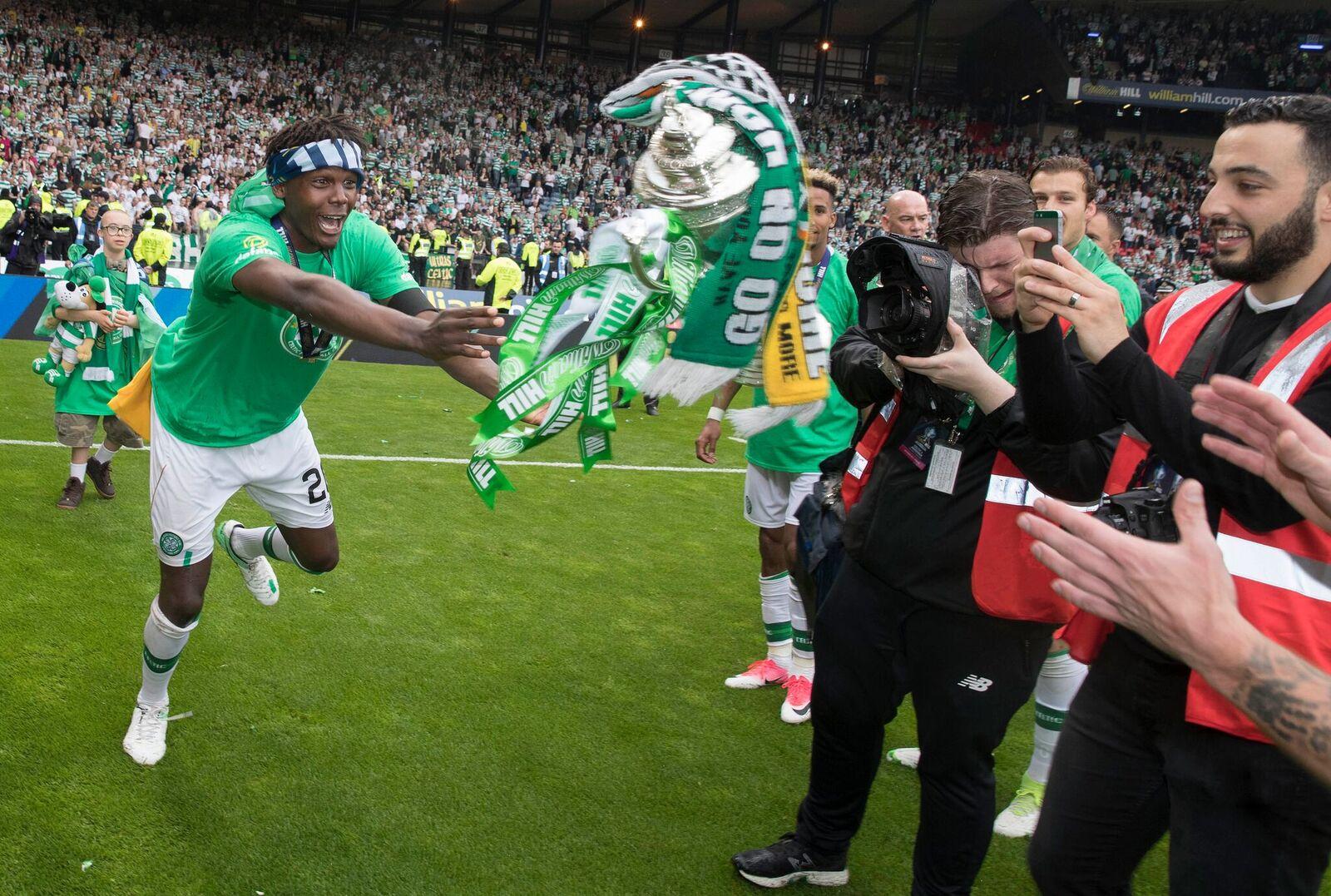 free-pix Celtic v Aberdeen sw23