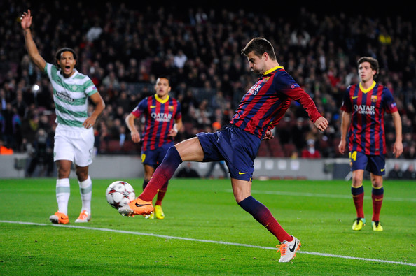 Gerard+Pique+FC+Barcelona+v+Celtic+EBh6chwkPZRl