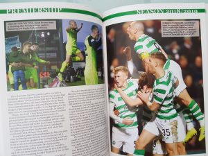 Scott Brown goal celebration