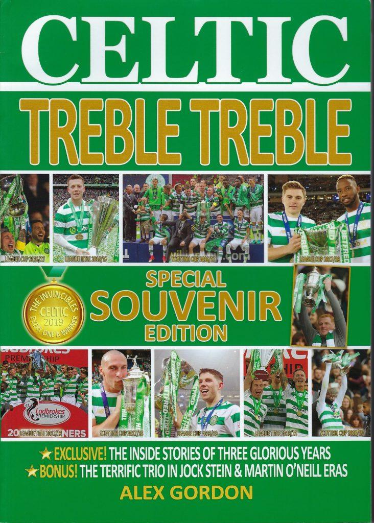 Treble Treble book